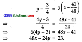 GSEB Solutions Class 12 Maths Chapter 6 Application of Derivatives Ex 6.3 19