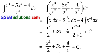 GSEB Solutions Class 12 Maths Chapter 7 Integrals Ex 7.1 img 6