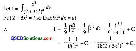 GSEB Solutions Class 12 Maths Chapter 7 Integrals Ex 7.2 img 12