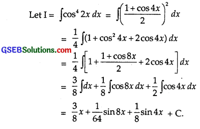 GSEB Solutions Class 12 Maths Chapter 7 Integrals Ex 7.3 img 11