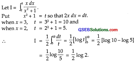 GSEB Solutions Class 12 Maths Chapter 7 Integrals Ex 7.9 img 13