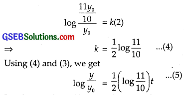 GSEB Solutions Class 12 Maths Chapter 9 Differential Equations Ex 9.4 img 14