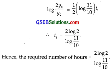 GSEB Solutions Class 12 Maths Chapter 9 Differential Equations Ex 9.4 img 15