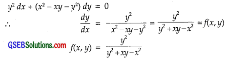 GSEB Solutions Class 12 Maths Chapter 9 Differential Equations Ex 9.5 img 55