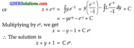 GSEB Solutions Class 12 Maths Chapter 9 Differential Equations Ex 9.6 img 13