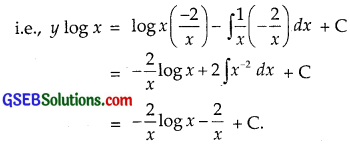 GSEB Solutions Class 12 Maths Chapter 9 Differential Equations Ex 9.6 img 6