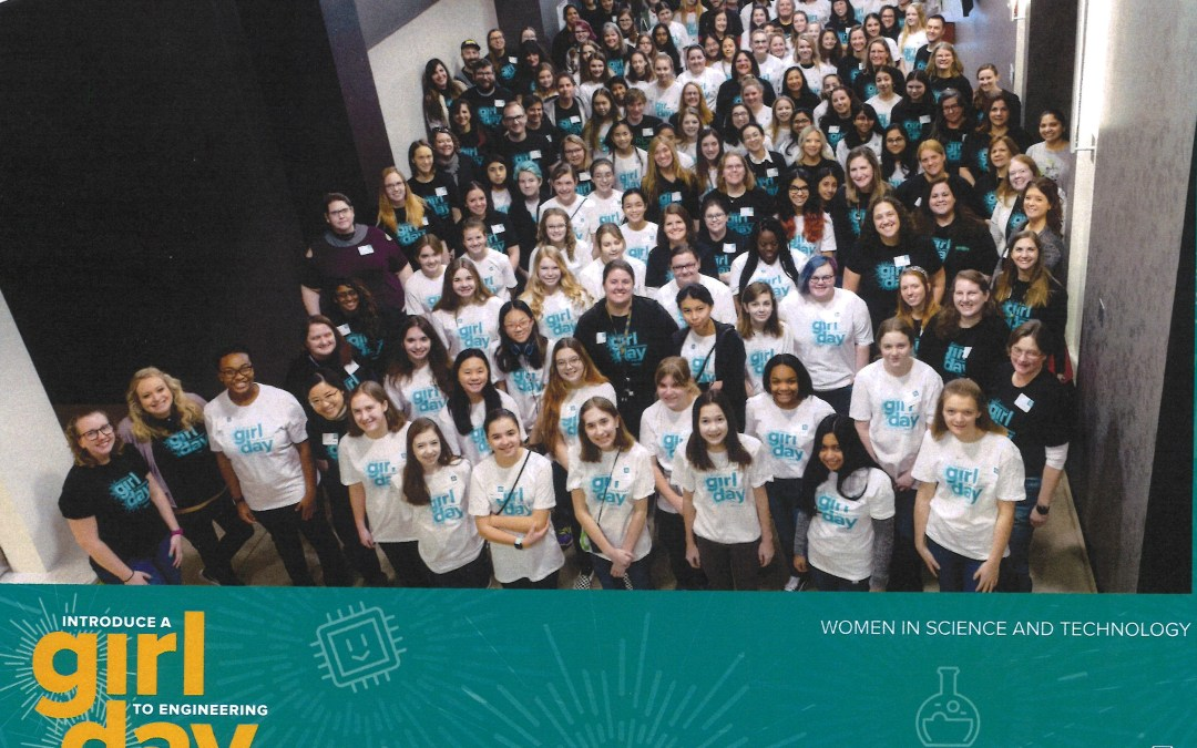 GSECARS Hosts Talk for Local 8th Grade Girls