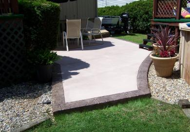 Backyard Patio Design Pictures
