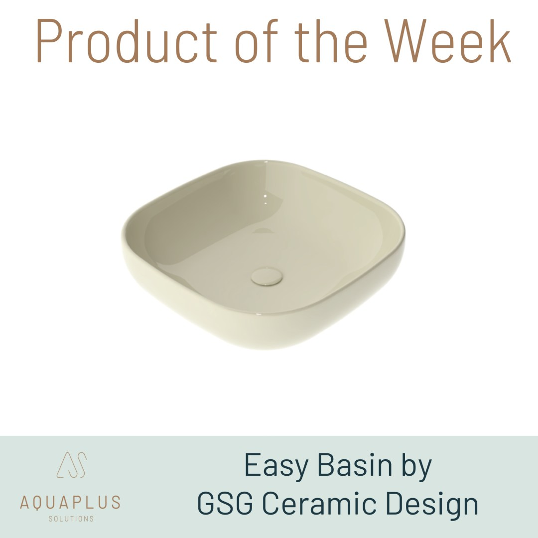 Flut Deck Mounted Basin 60: Product of the Week
