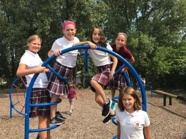 Lasting Bonds. The development of social skills is critical to a child's growth, and Good Shepherd works to encourage interaction in all aspects of the day.