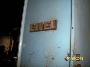 Eitel straightening press