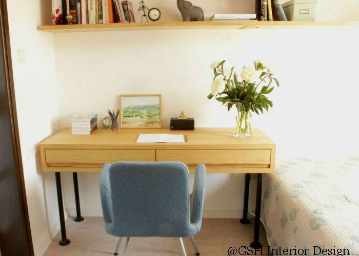 Furniture design by GSH Interior Design