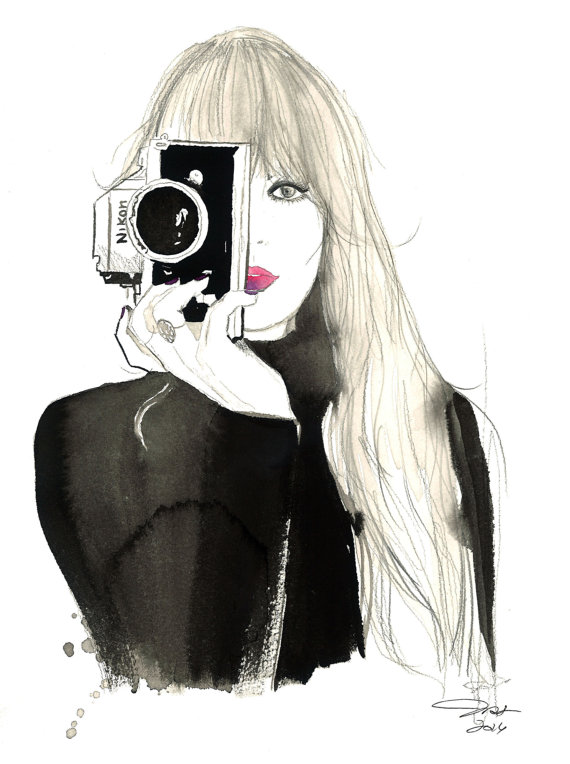 Nikon Girl.