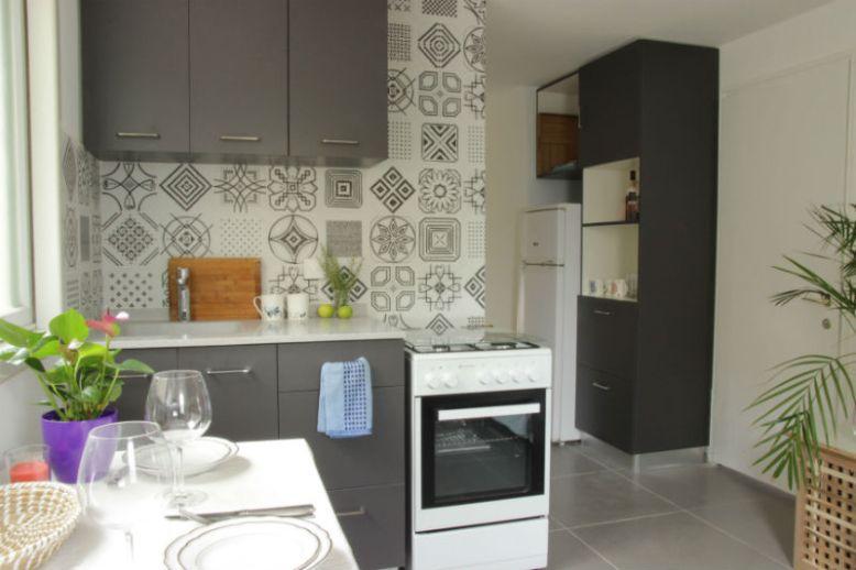 Design of tiny apartment