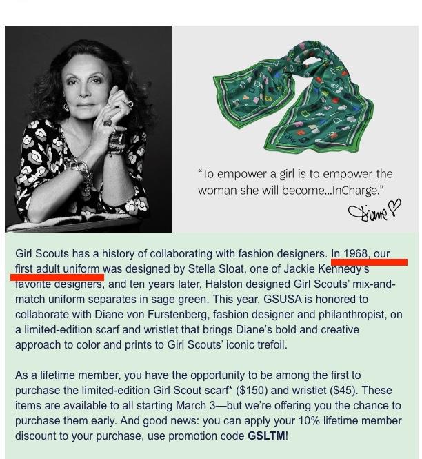 dvf scarf