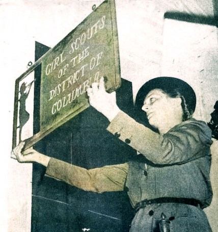 1906 Office Opening Sign 2
