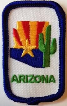 Arizona, Arizona Cactus Pine Council