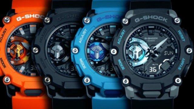 G-Shock GA-2200 Model Carbon Core Guard
