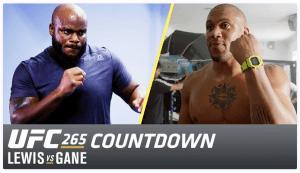 UFC Ciryl Gane Pakai G-Shock Mudmaster GWG-1000-2