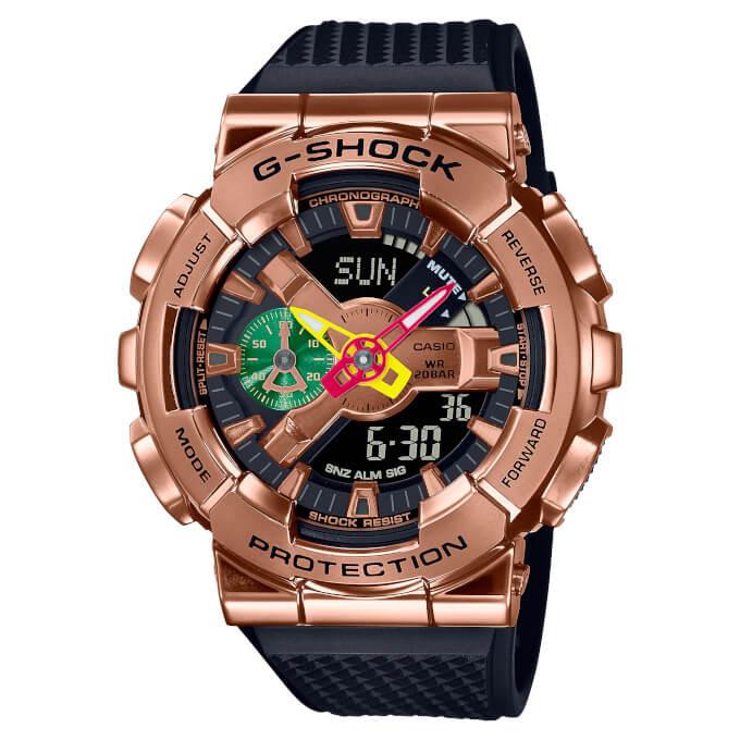 G-Shock GM-110RH-1A NBA Rui Hachimura 2
