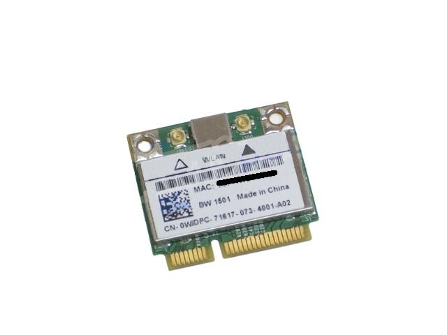 Dell 1501 half mini PCI-E 802.11n WiFi card