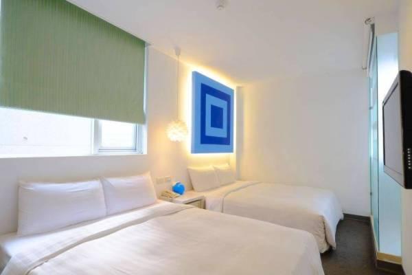台北住宿-尤利西斯旅店 (Uly Inn)