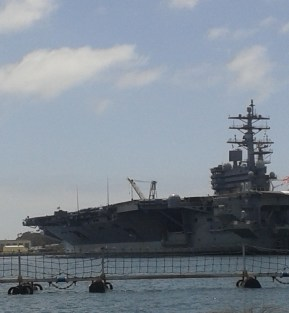 Naval base -- Famous in SD
