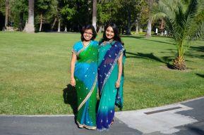 Arpita and Abhinaya