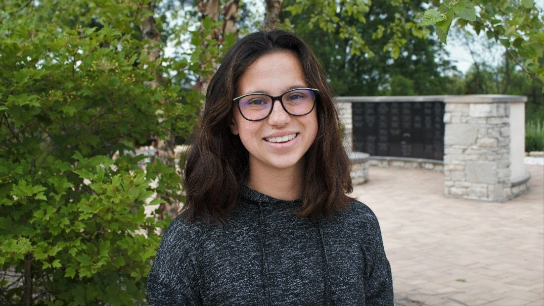 Back in December, Good Shepherd's Summer Garden Intern Eva Perez helped start Good Shepherd's Gender and Sexuality Alliance. Today, the group continues fostering inclusive conversations with high schoolers.