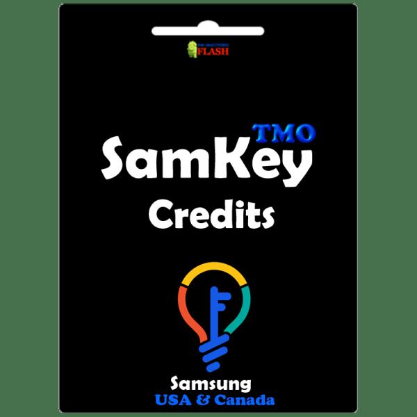 Samkey TMO Samsung unlock code credit server