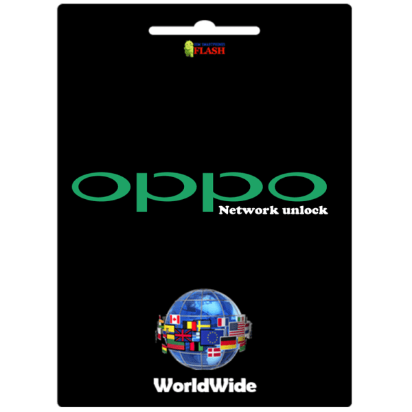 Oppo Network Unlock Official Service