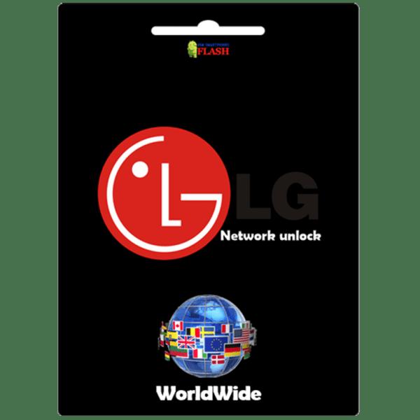 LG Network Unlock (Worldwide Official Data-Base)