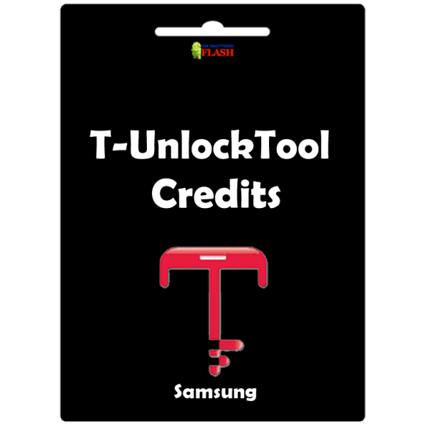 T-Unlock Credits (Samsung direct unlock by cable)