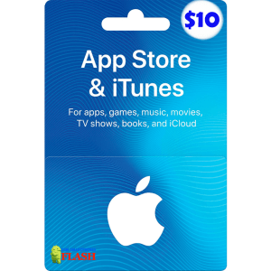 iTunes Gift Card 10 USD (US) Best Price