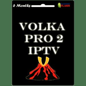 Volka IPTV Pro 2 Code (6 Mois)