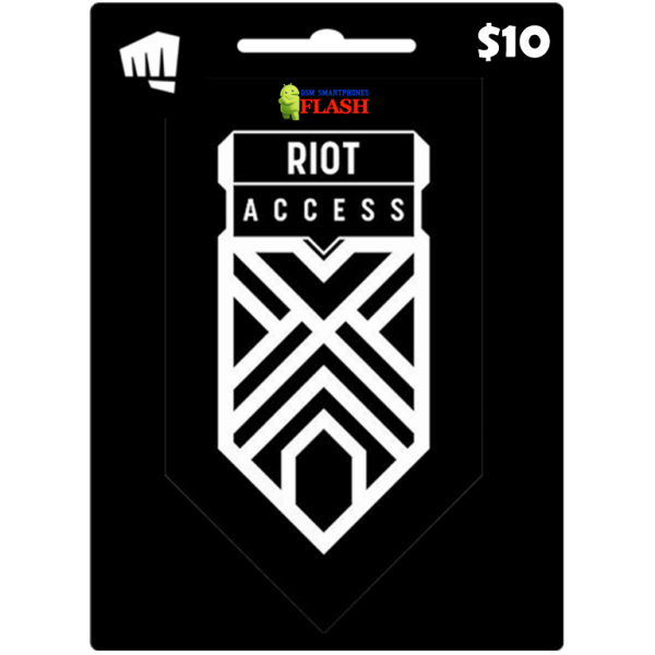 Riot Access Code 10 USD (US)