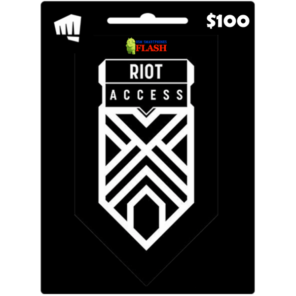 Riot Access Code 100 USD (US)