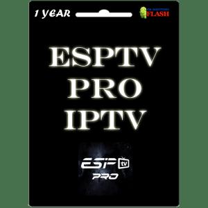 ES Pro IPTV 1 Year Subscription (Cheap Price)