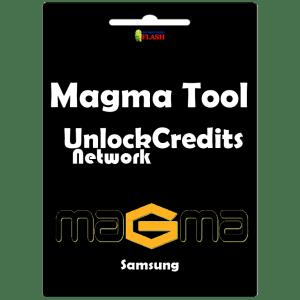 Magma Network Unlock Tool Samsung Credits (cheap)