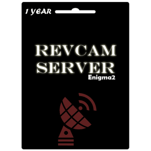Revcam Server Official 1 Year Subscription