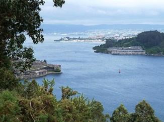 Castillos de Ferrol