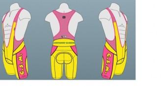Culotte amarillo rosa