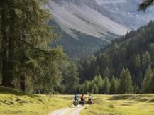 Hacia el Pass Döss Radond (por Javi)