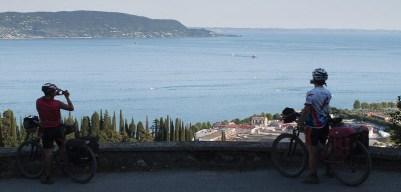 Pero todo llega, y abajo tenemos Toscolano-Maderno junto al lago di Garda (por Javi)