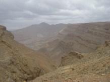 Vistas del Atlas Central. En el centro y a la izquierda al fondo.