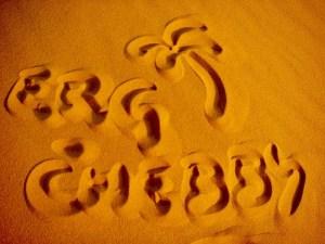 Erg Chebby by Jaime