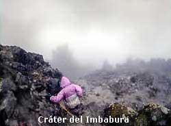 Cráter del Imbabura
