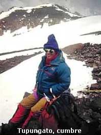 Cumbre Tupungato
