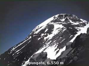 Tupungato, 6.550 m