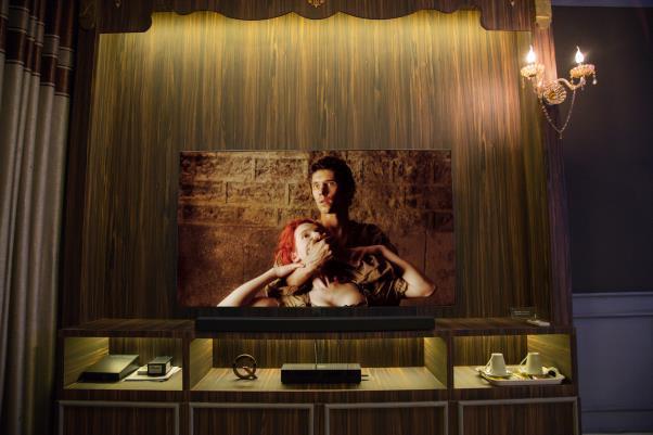Samsung Q-House: Nguồn cảm hứng bất tận dành cho gian phòng cao cấpcùng những chiếc TV đẳng cấp - Ảnh 4.